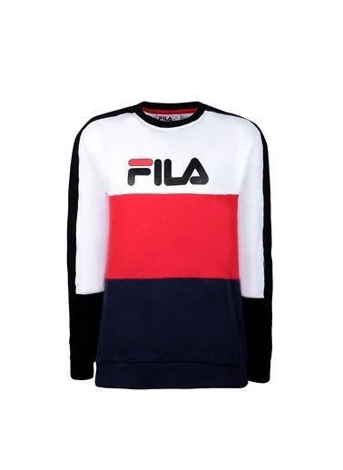 Fila FILA ERKEK SWEATSHIRT FE936185-100 Renkli